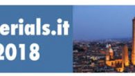 Dear All, during the opening ceremony of Materials.it 2018, that will take place in Bologna […]