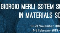 """Dear colleagues, we are kindly remind you the 7th edition of the """"Pier Giorgio Merli"""" […]"""